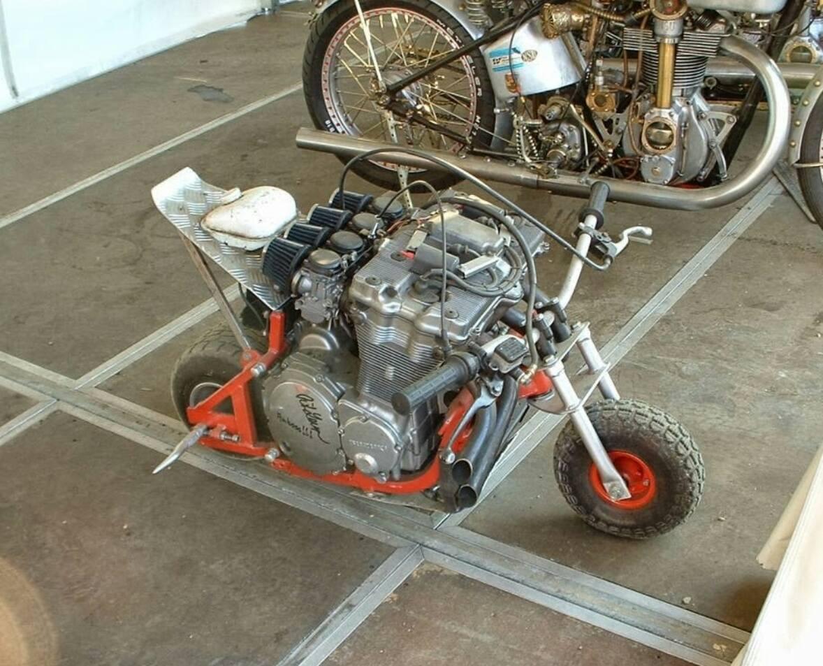 Собрать мотоцикл своими руками книга
